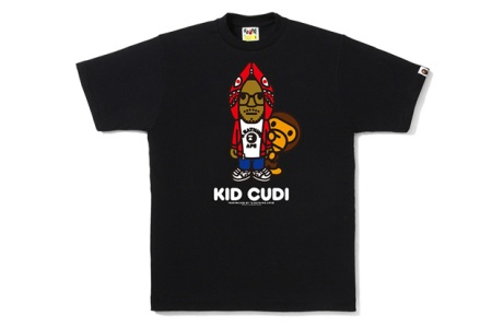 kid-cudi-bape-bathing-ape-tshirt